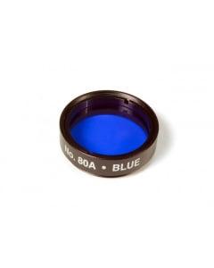 Sky-Watcher Filtro 80A Medium Blue Filter