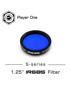 Player One IR685 IR pass 1.25 pulgadas