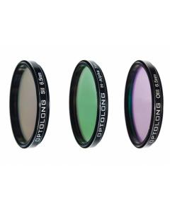 Optolong Set de filtros Banda Estrecha 1.25 pulgadas
