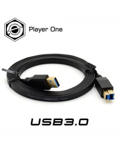 Player-One USB3.0 Cable 2 metros plano